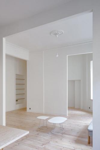 archistory-Архитекторы бюро Šarkauskai перестраивают квартиру 19 века в Вильнюсе00007