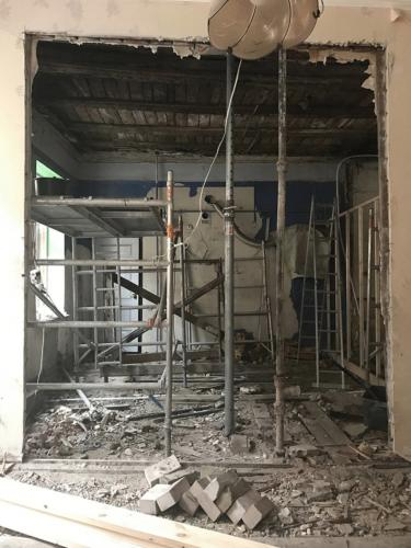 archistory-Архитекторы бюро Šarkauskai перестраивают квартиру 19 века в Вильнюсе00010