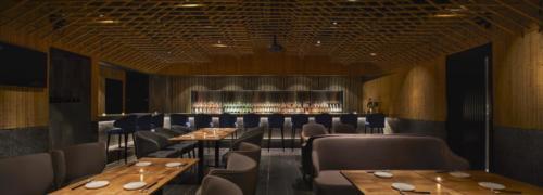 archistory-Японские архитекторы создали бамбуковую рощу внутри Пекинского ресторана00001